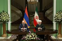 Iran Prepared to Boost Gas Export to Armenia