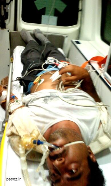 مردی که پس از 45 دقیقه ایست قلبی به زندگی بازگشت+عکس