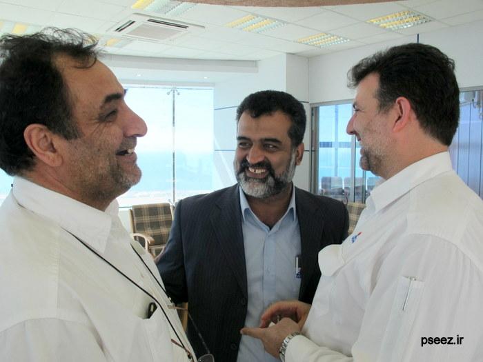 بهمنی ملی حفاری را نجات داد و رفت / سپهر سپهری مدیر عامل جدید این شرکت شد