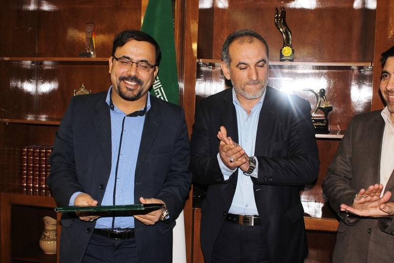 انتصاب مهندس یوسفی به عنوان رییس شورای هماهنگی ستاد مبرزه با مواد مخدر منطقه ویژه پارس 6