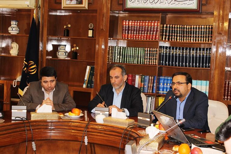 انتصاب مهندس یوسفی به عنوان رییس شورای هماهنگی ستاد مبرزه با مواد مخدر منطقه ویژه پارس 7