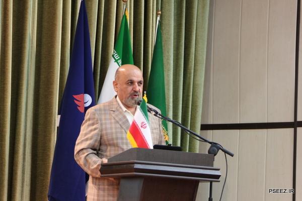 افتتاح یادمان شهدای گمنام شهرستان عسلویه 8