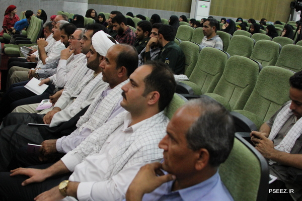 افتتاح یادمان شهدای گمنام شهرستان عسلویه 9