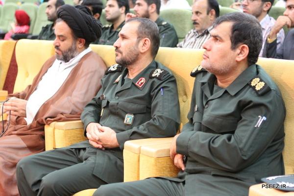 افتتاح یادمان شهدای گمنام شهرستان عسلویه 19