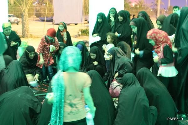 افتتاح یادمان شهدای گمنام شهرستان عسلویه 36