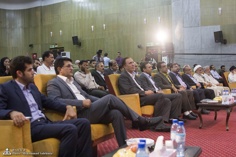 آیین تجلیل از خبرنگاران استان بوشهر 3