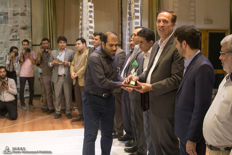 آیین تجلیل از خبرنگاران استان بوشهر 24