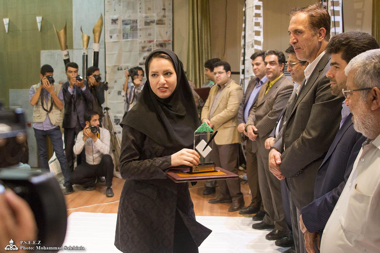 آیین تجلیل از خبرنگاران استان بوشهر 28
