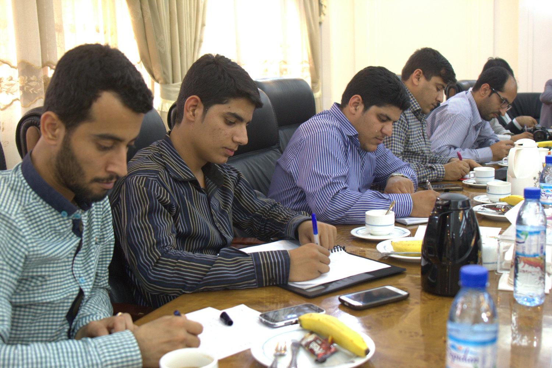 شست خبری مدیر عامل سازمان منطقه ویژه پارس 11