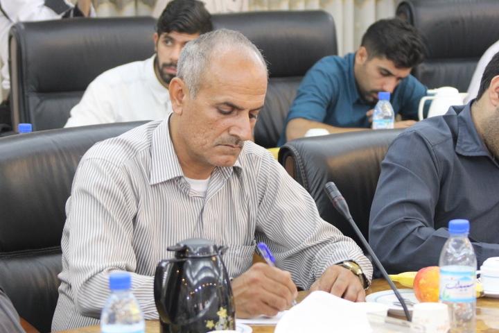 شست خبری مدیر عامل سازمان منطقه ویژه پارس 17