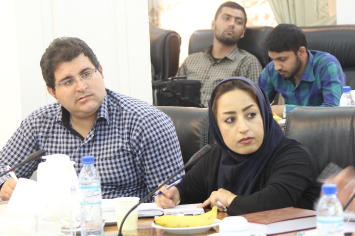 شست خبری مدیر عامل سازمان منطقه ویژه پارس 24