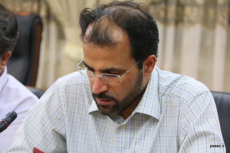 بادید سردبیران و خبرنگاارن ارشد صدا و سیمای جمهوری اسلامی ایران از منطقه ویژه پارس 3