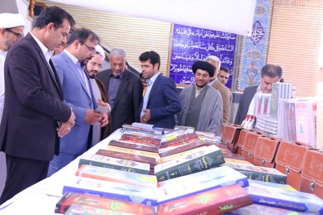 اولین نمایشگاه بزرگ علوم قرآنی عسلویه افتتاح شد