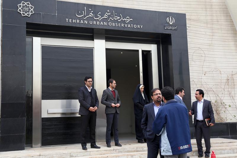رصد خانه شهرداری تهران 9