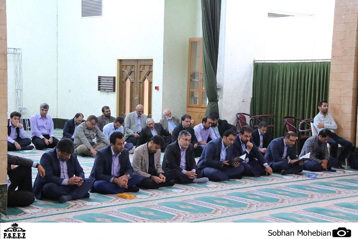 مراسم ارتحال آیت الله رفسنجانی سازمان 7