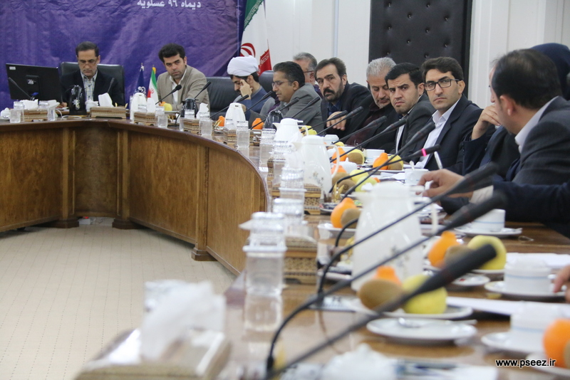 نشست روابط عمومی های منطقه 3 صنعت نفت 6
