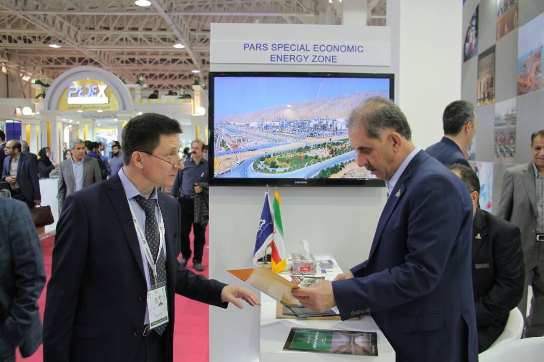 نمایشگاه نفت و گاز تهران 4
