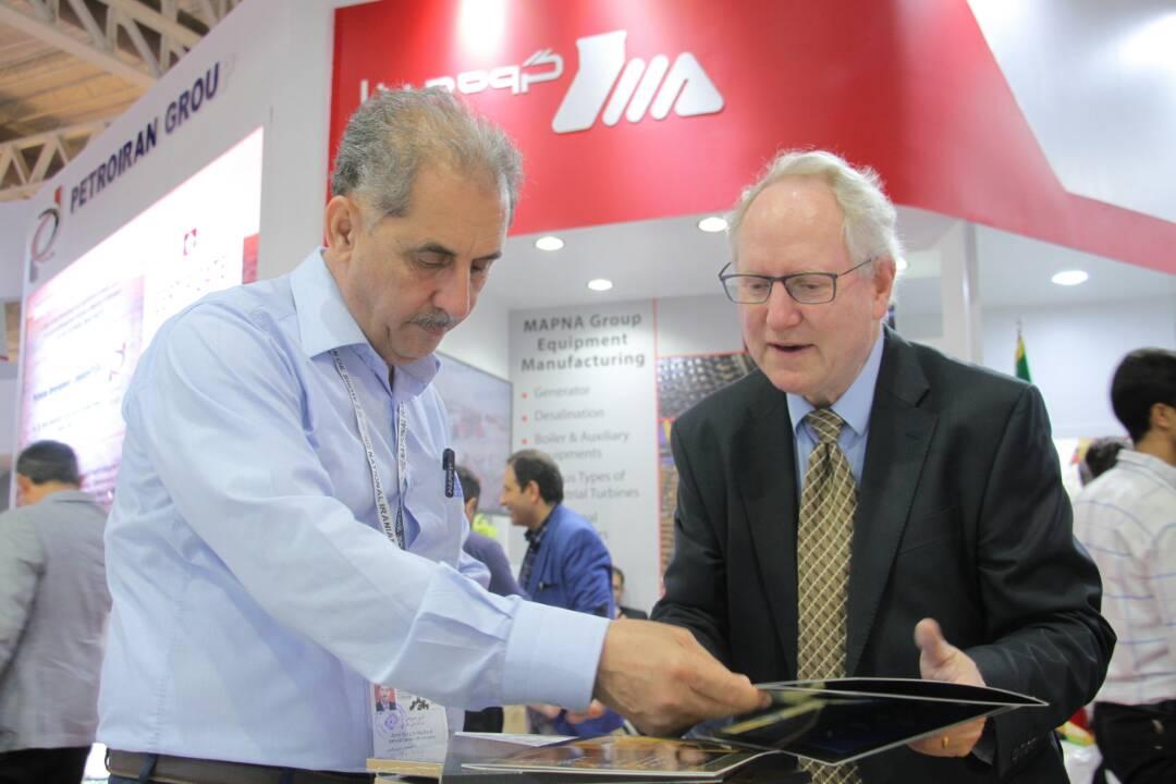 نمایشگاه نفت و گاز تهران 6