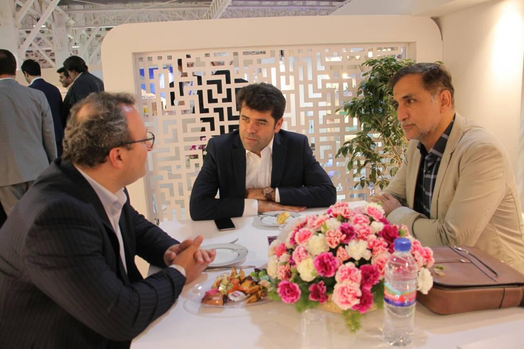 نمایشگاه نفت و گاز تهران 8