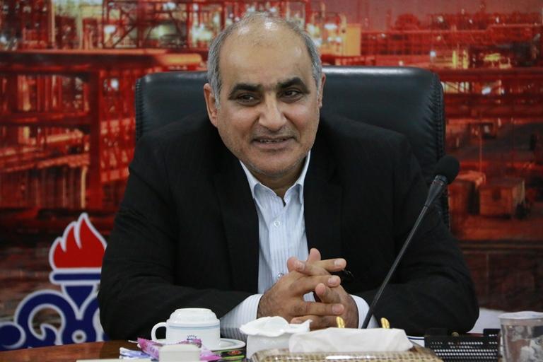 اولین روز کاری مهندس موسوی مدیر عامل سازمان منطقه ویژه پارس 10