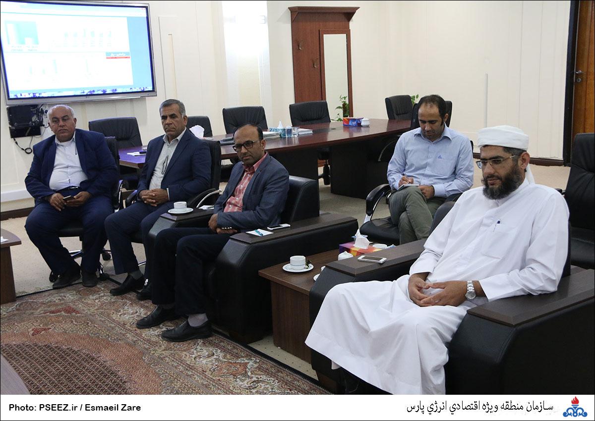 دیدار مدیرعامل و شورای شهر نخل تقی 3