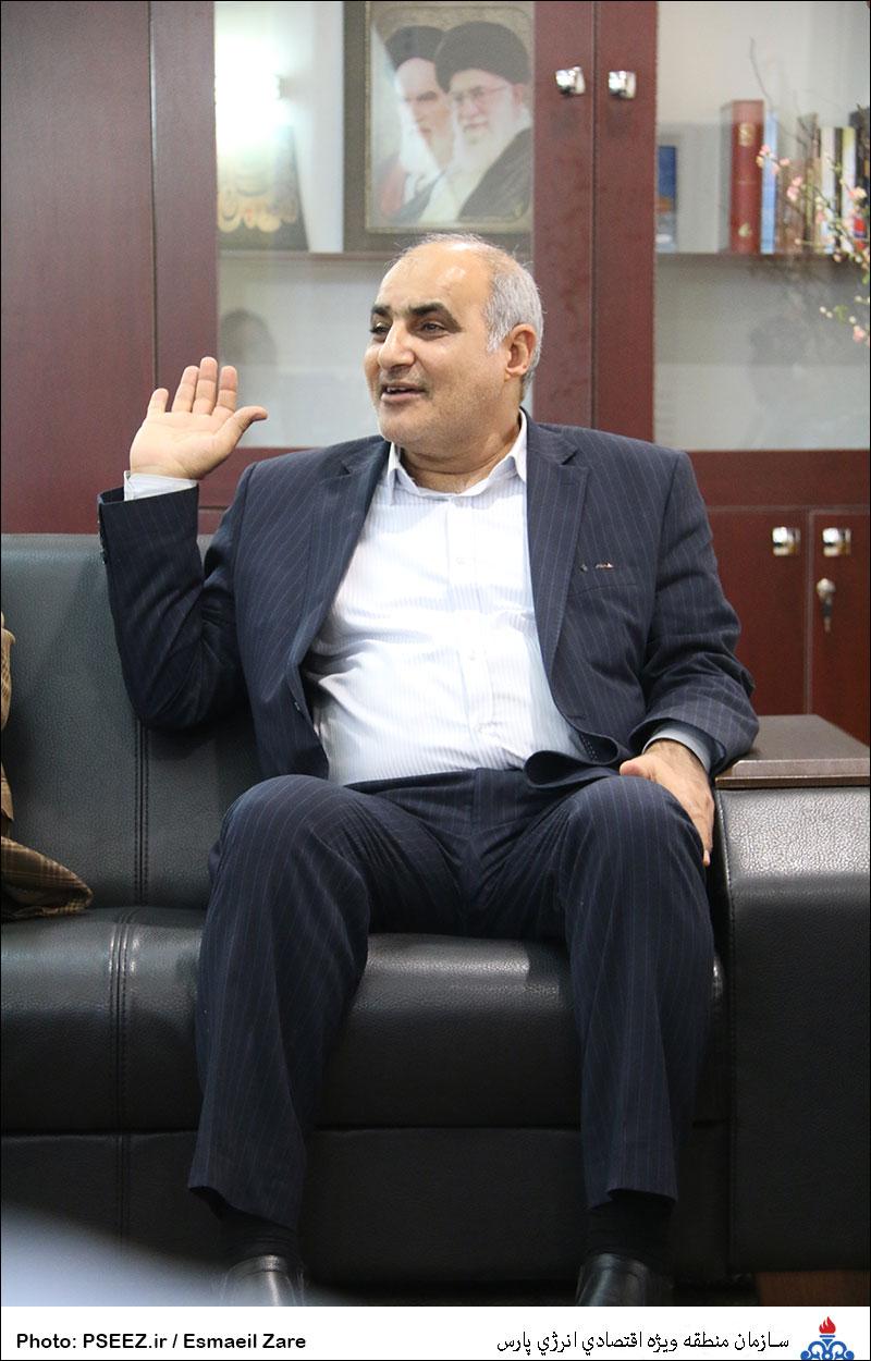 دیدار مدیرعامل و شورای شهر نخل تقی 9