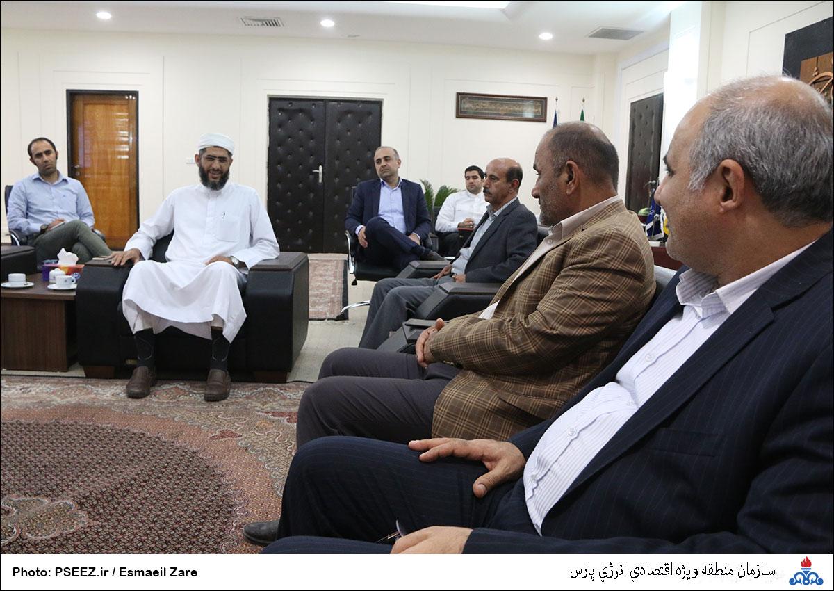 دیدار مدیرعامل و شورای شهر نخل تقی 14