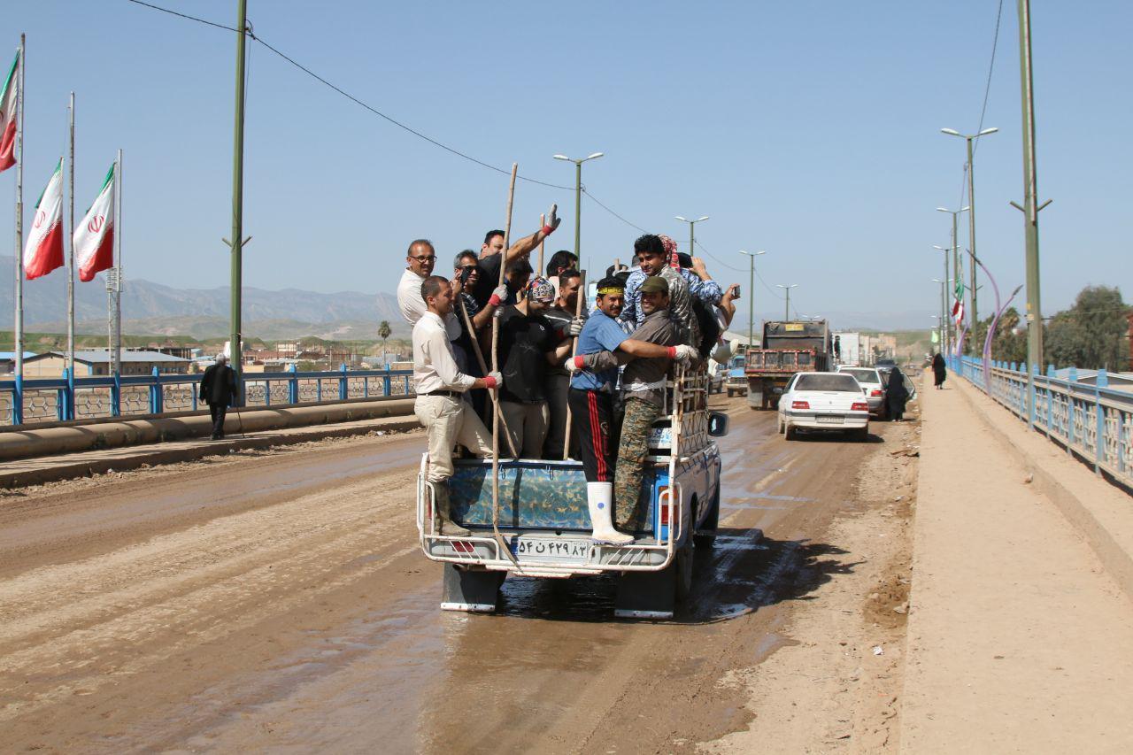 اردوی جهادی سازمان منطقه ویژه در پلدختر 6