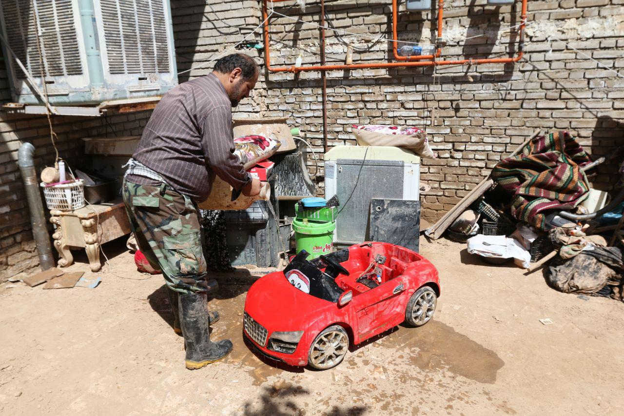 اردوی جهادی سازمان منطقه ویژه در پلدختر 7