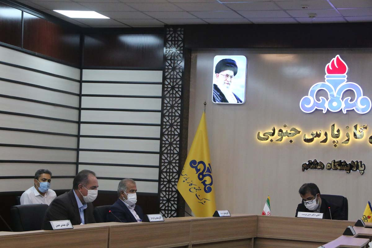 بازدید امور هماهنگی اقتصادی وزارت کشور 11